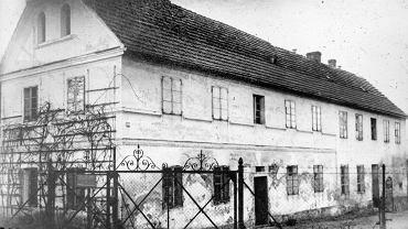 Dom Karla Denkego w Ziębicach