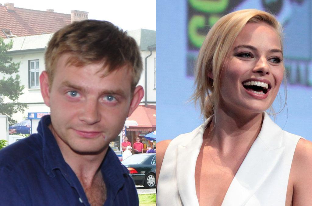 Rafał Zawierucha, Margot Robbie