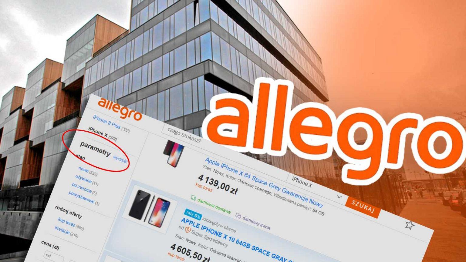 Uokik Allegro Moze Byc Monopolista Firma Zaprzecza Wspieramy Polska Gospodarke Technologie Na Next Gazeta