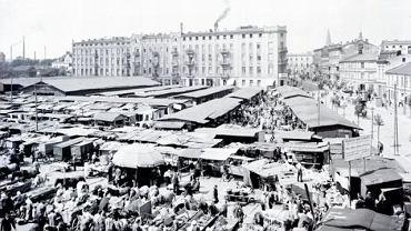 Plac Leonarda (dziś plac Niepodległości), 1931 rok