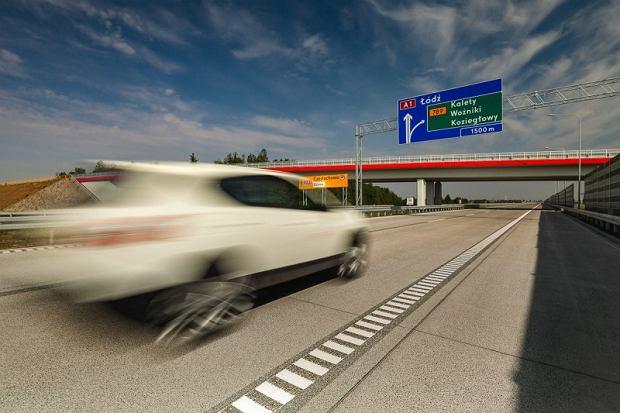 Autostrada A1 Pyrzowice - Częstochowa otwarta. Ale bez kilku kluczowych kilometrów