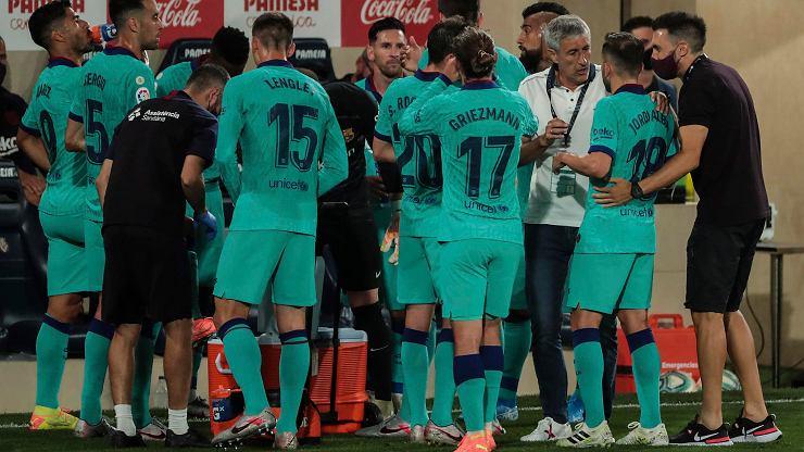 FC Barcelona może stracić trenera przez wielki konflikt! A to nie koniec problemów