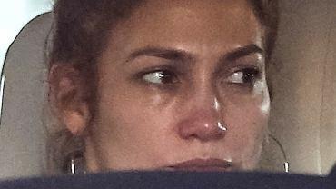 Stres, opalanie i liczne metamorfozy? Włosy Jennifer Lopez są w opłakanym stanie. Pokazała, jak naprawdę wyglądają