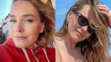 Magdalena Lamparska przełamała wstyd i pokazała się w stroju kąpielowym. Napisała o kompleksach i body positive