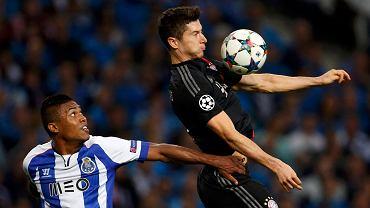 Bayern - Porto. Lewandowski. Online
