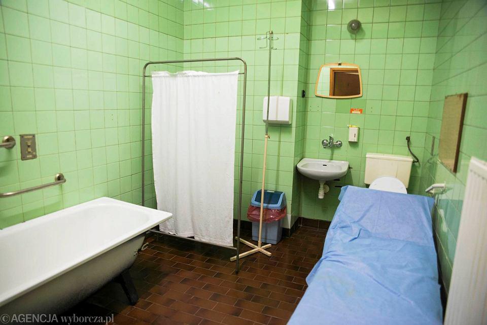 Nieodpłatny Remont łazienek Ogłoszenie Szpitala Wywołało