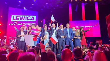 Konwencja Lewicy w Warszawie