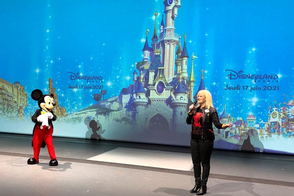 Francja. Ponowne otwarcie Disneylandu w Paryżu po siedmiu miesiącach