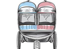 Wózek rok po roku: lepszy niż dostawka do wózka?