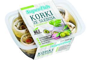 Nowość: SuperFish Korki ze śledzia z fetą i pesto oraz oliwkami i pesto