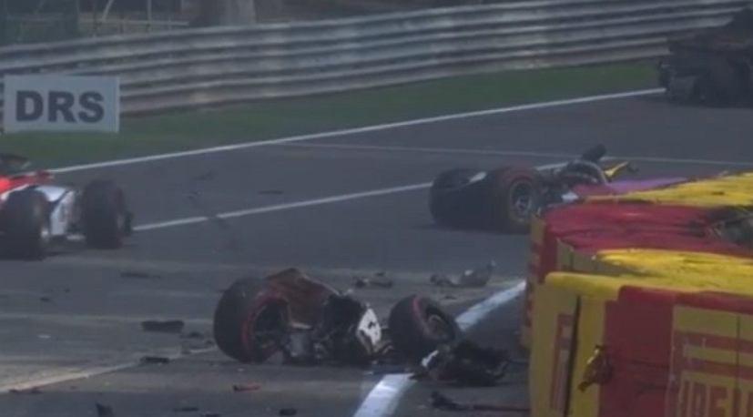 Tragiczny wypadek w F2