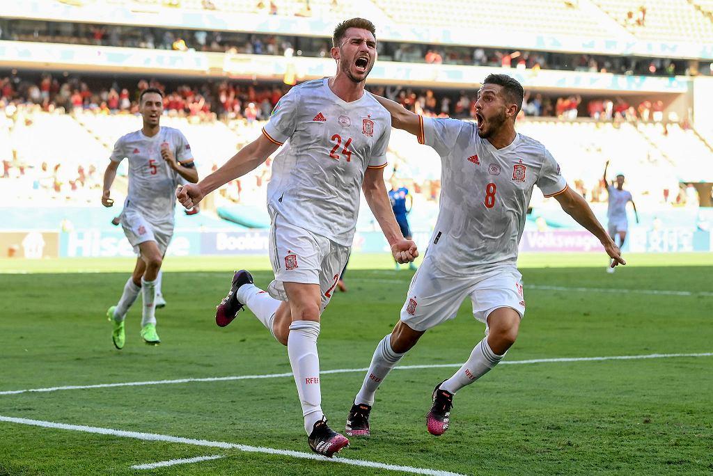 Euro 2020. Hiszpania - Słowacja