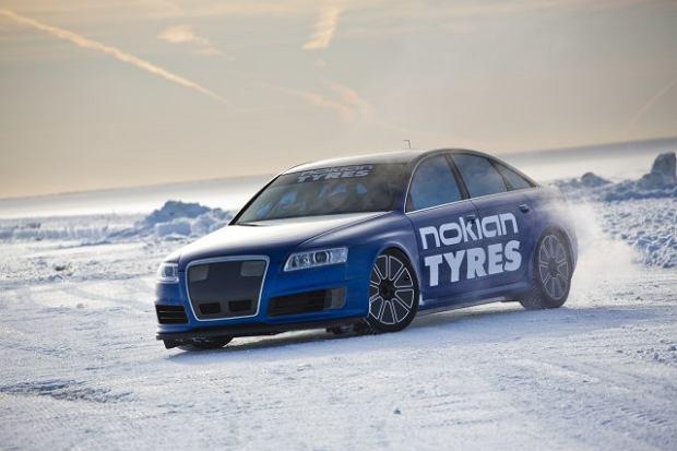 Rekord prędkości na lodzie