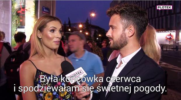 Izabela Janachowska, Aleksander Sikora