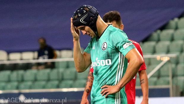 """""""Legia to ogromne rozczarowanie. Pierwszy raz od dawna się napompowałem, a tu znowu gong"""""""
