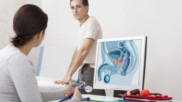 USG prostaty wykonuje się u pacjentów w przypadku gdy badanie per rectum i wynik PSA budzą wątpliwości
