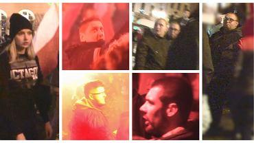 Uczestnicy marszu narodowców z 11 listopada 2018 poszukiwani przez wrocławską policję