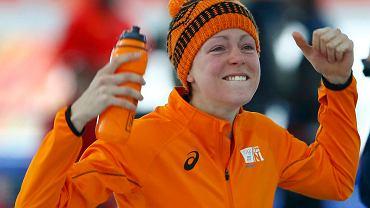 <b>Jorien ter Mors</b> - Holandia - łyżwiarstwo szybkie (1500 m)