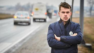 Michał Kołodziejczak, lider związku AgroUnia