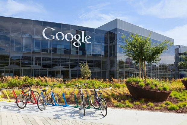 Siedziba korporacji Google