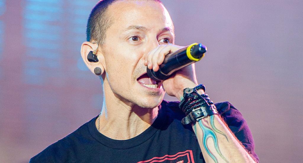 Chester Bennington - wokalista Linkin Park