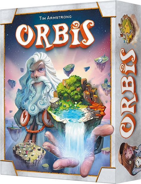 Orbis - gra o kreowaniu świata