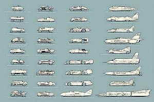 Rekordziści absolutni | Historia bicia rekordu prędkości