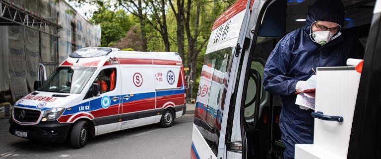 Ministerstwo Zdrowia: kolejny dobowy rekord zakażeń koronawirusem - 1587 osób