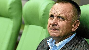 Były trener Lechii Gdańsk Bogusław Kaczmarek