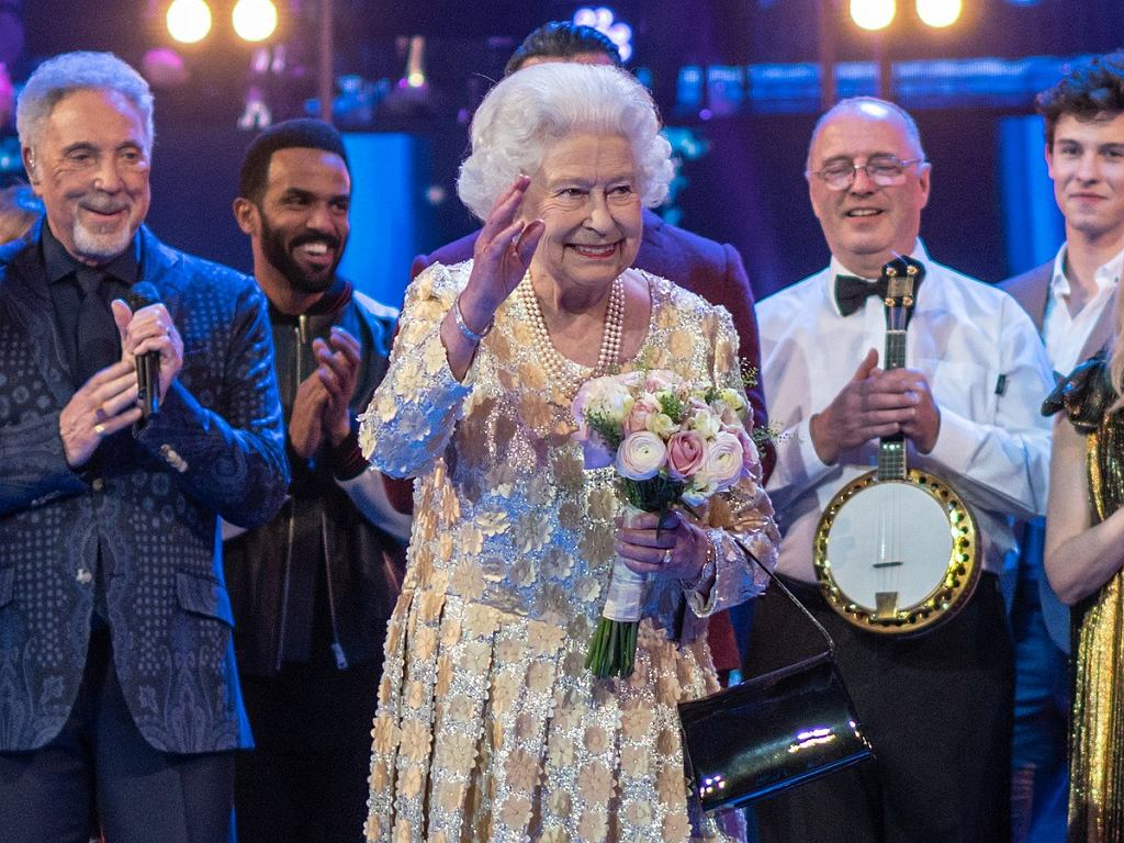 Impreza urodzinowa Elżbiety II w Royal Albert Hall w 2018 roku - zdjęcie ilustracyjne