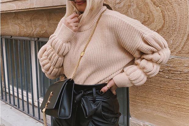 swetry z wyprzedaży