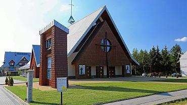 Kościół Świętego Jana Pawła II w Nowym Targu