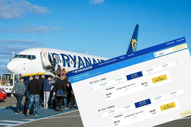 8db83501d4dc6 Ryanair startuje z lotami z Polski do Chorwacji. To pierwsze loty do tego  kraju.