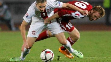 Gruzja - Polska 0:4