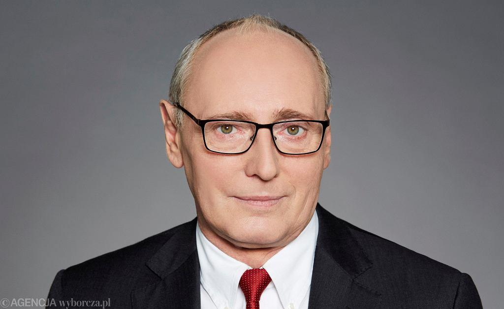 Dr hab. Andrzej Szlęzak, przewodniczący rady nadzorczej Agory SA