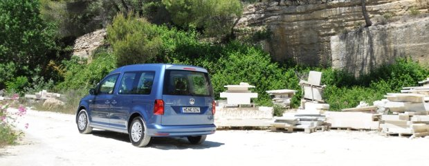 Volkswagen Caddy FL   Pierwsza jazda   Więcej wygody