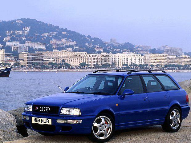Było to najmocniejsze i najszybsze Audi wszech czasów