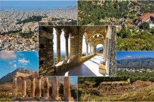 Grecja kontynentalna: od Aten do Mistry - 5 greckich miast na Peloponezie, które powinien znać każdy kulturalny turysta