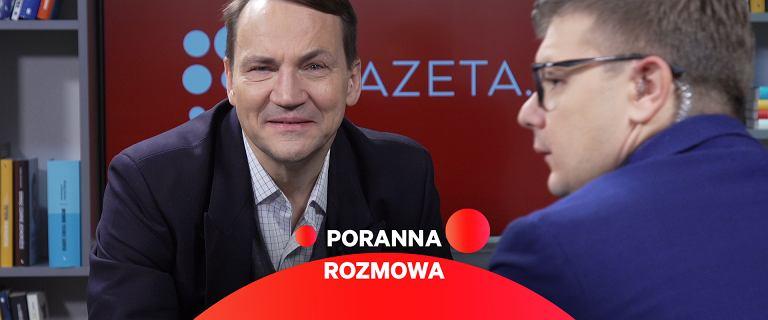 Radosław Sikorski o starcie w wyborach prezydenckich: Rozważam to