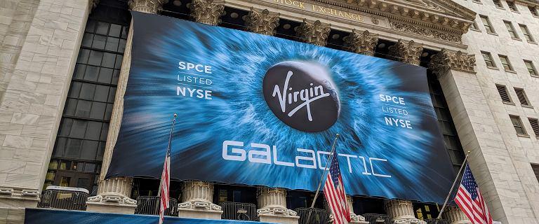Virgin Galactic wydaje krocie. Ale ma to sens