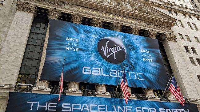Virgin Galactic wydaje krocie. Ale ma to sens. Na horyzoncie wielki rynek