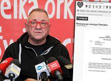 Owsiak o ustąpieniu z funkcji prezesa: Jestem w rozsypce