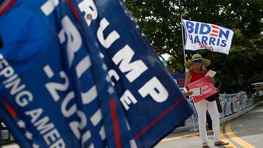 Amerykanie wybierają prezydenta 3 listopada