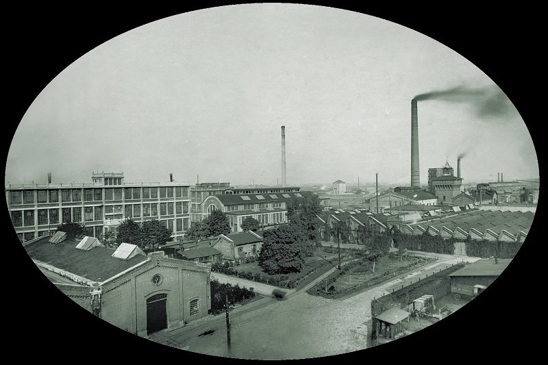 W okresie II Rzeczpospolitej Kamionek stał jednym z największych w Warszawie ośrodków przemysłowych.