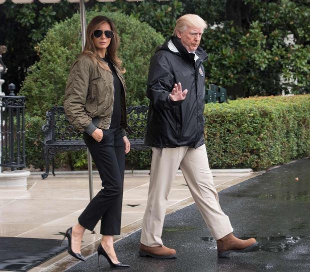 Melanie Trump i Donald Trump