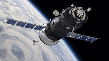 Kosmiczne włamania. Czy z satelity można zrobić zakładnika?