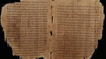List św. Pawła do Rzymian to papirusowy rękopis, sporządzony w języku greckim przez skrybę w ok. 200 r.n.e.
