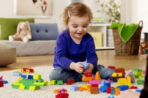 Dzieci testują: klocki dla maluchów