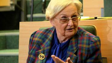 Prof. Ewa Łętowska (fot. Kuba Atys/AG)