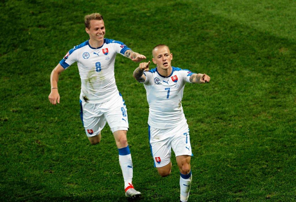 Euro 2016. Rosja-Słowacja